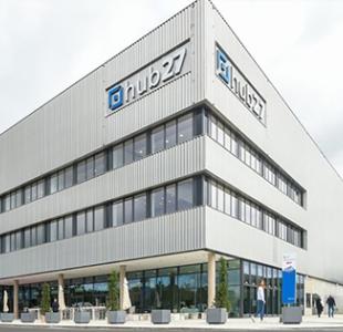 Hub27, Messe Berlin