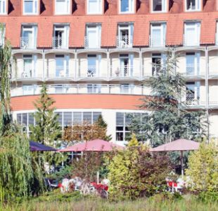Brandenburgklinik, Bernau