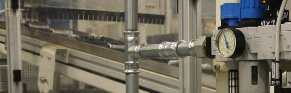 XPress: compressed air A leak tight solution