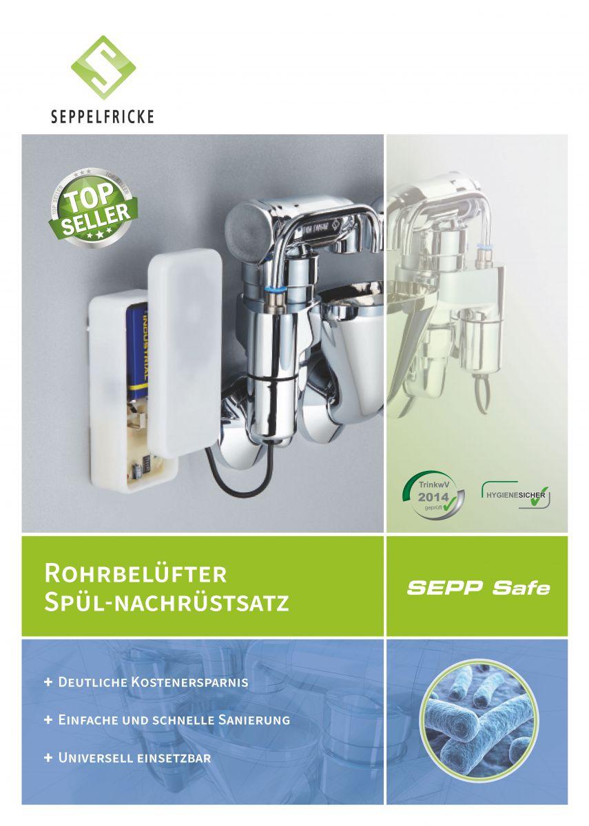 Broschüre Spülnachrüstsatz